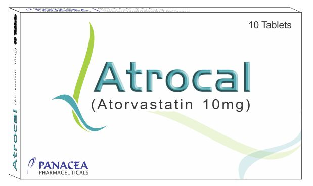 Atrocal 10 mg