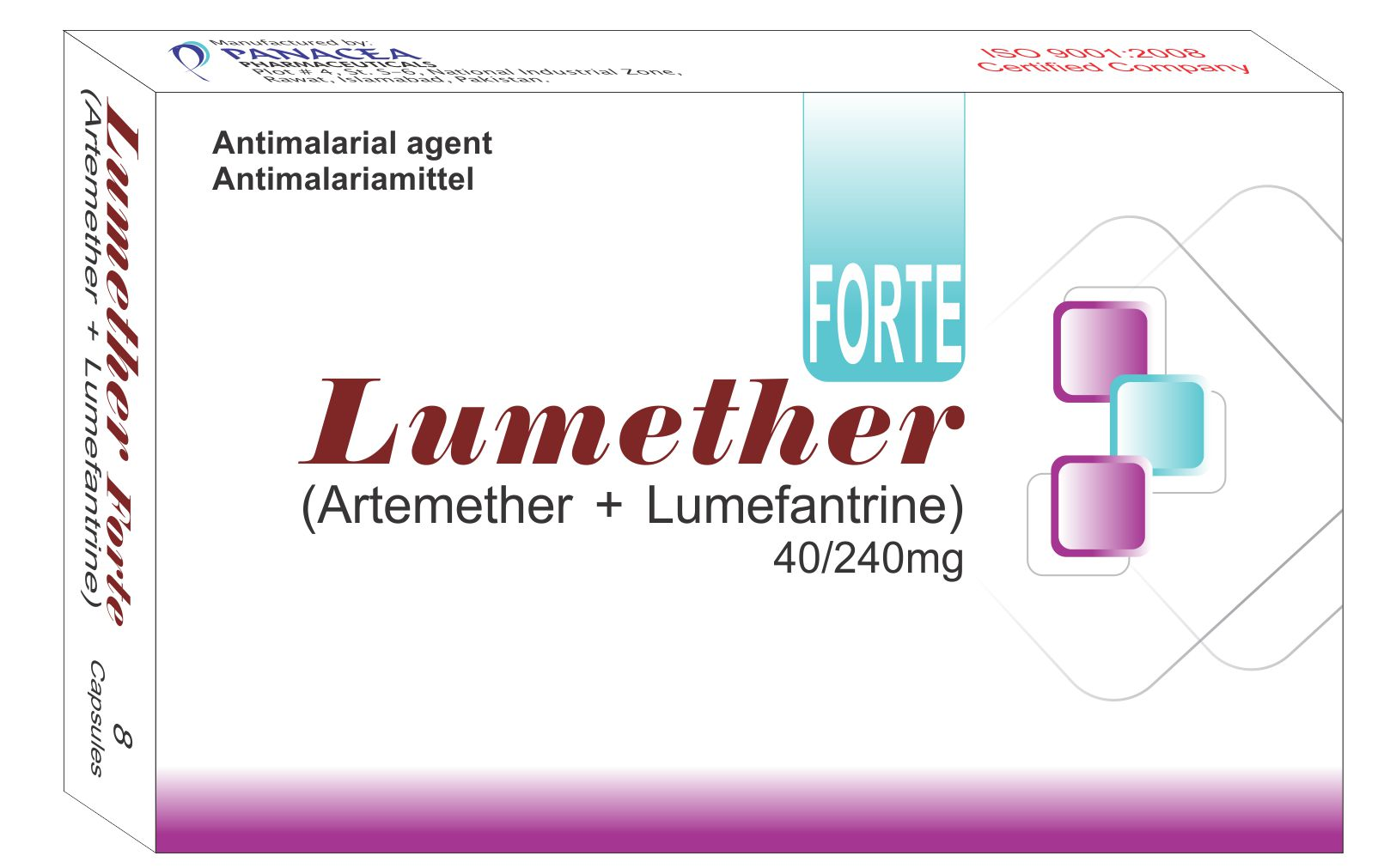 Lumether forte