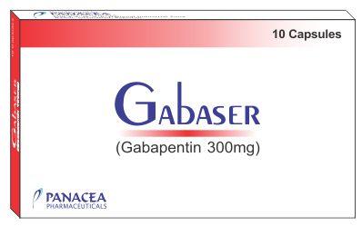Gabaser 300 mg