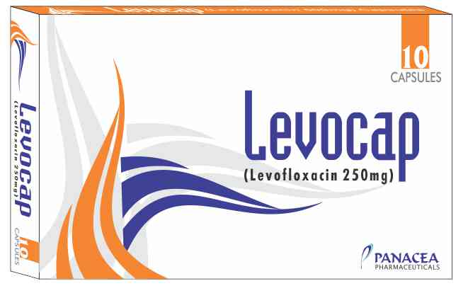 Levocap 250 mg