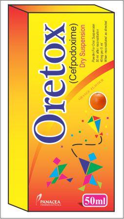 Oretox susp