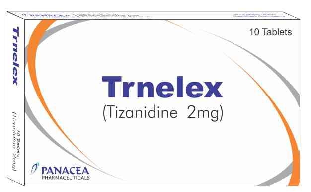 Trnelex 2 mg