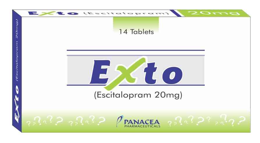 exto lit 20 mg