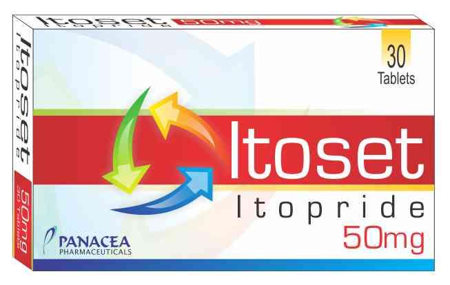 itoset 50 mg